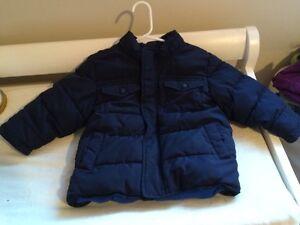 Blue coat size 2T Peterborough Peterborough Area image 1
