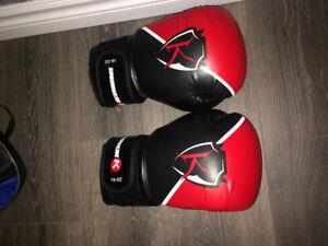 Kimurawear 16 oz boxing/Muay Thai gloves