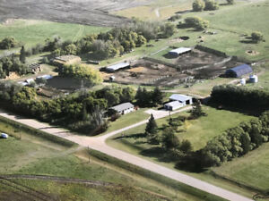 Great Location, Quarter section of prime farm land.
