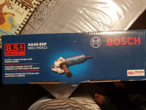 Bosch SG40-85P 8.5A 4.5 inch angle grinder MADE IN GERMANY!!