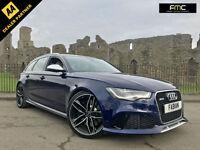 2014 Audi RS6 Avant 4.0 TFSI ( 560ps ) Tiptronic Quattro **Top Spec - FSH**
