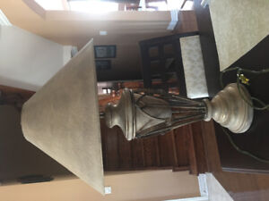 3 piece lamp set in great condition