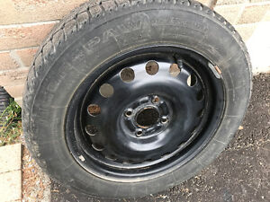 Ford Fiesta Winter Tires