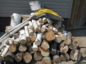 birch firewood  $100, 2 or more truck loads of wood .