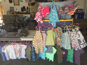 Name Brand Summer Shirts and Swimsuits
