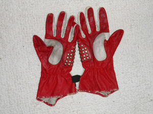 Fox motorcycle gloves