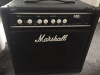 Marshall MB-15 Bass Amp