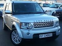 2009 LAND ROVER DISCOVERY 4 TDV6 HSE MASSIVE SPECIFICATIO FULL LAND ROVER SER