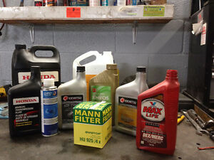 OIL CHANGE SERVICE: DISCOUNT ON REGULAR & SYNTHETIC
