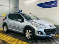 2010 Peugeot 207 HDI SW OUTDOOR ESTATE Diesel Manual