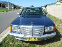 1983 Mercedes-Benz 380 Sedan Raworth Maitland Area Preview