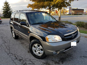 2003 Mazda Tribute SUV - Low Mileage/Great for Winter