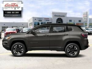2019 Jeep Compass Trailhawk  - Navigation -  Uconnect
