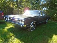 1965 Oldsmobile F-85 Deluxe in very good condition!
