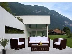 NEW  Outdoor Wicker Furniture Lounge Queensland