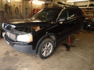 We are Now parting Out Xc90 2004