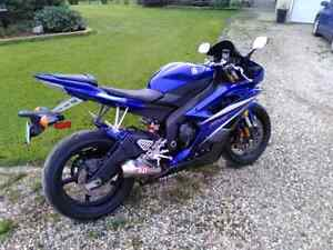 Yamaha R6 or trade for enclosed cargo trailer