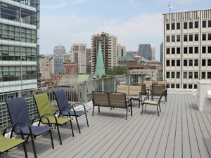 2 Bedroom apartment next to Concordia Downtown