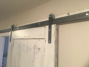 Sliding Barn Doors and Hardware