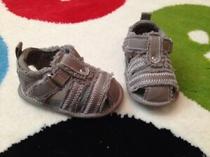 3-6 month Strapped Sandals