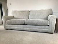 Harvey's 4 seater Sofa and Love seat.
