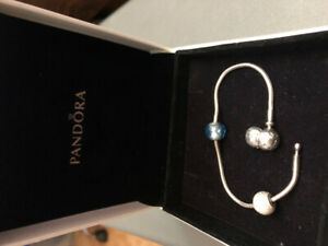 Pandora essence bracelet -mint condition