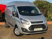 2016 Ford Transit Custom 2.2 TDCi 125ps L2 H2 Trend Van 2 door Panel Van