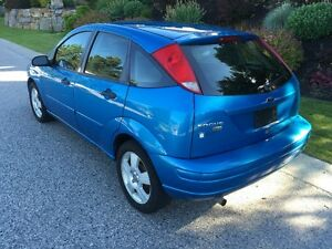 2007 Ford Focus SES ZX5 Hatchback - Just Reduced