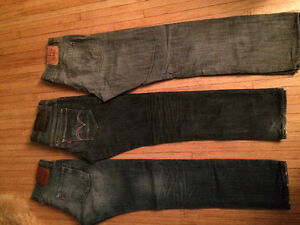 Guess jeans & men's Levis Kitchener / Waterloo Kitchener Area image 7