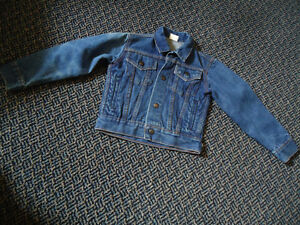 Boys size 3 Jean Jacket