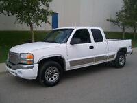 MUST SEE MINT 2006 GMC SIERRA 1500 4X4 SLE READY TO GO! $5500!!