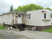 Mobile Home- DRASTICALLY REDUCED!