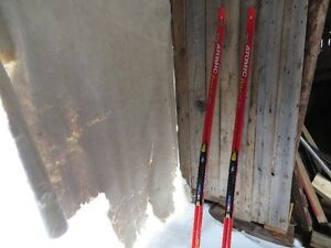 SWISS Men's full set including jacket and skiis