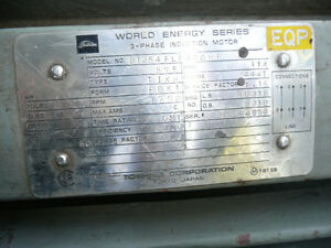 Electric Motors 125 Hp Kitchener / Waterloo Kitchener Area image 4