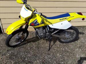 2006 Suzuki DR-Z250 Motorcycle