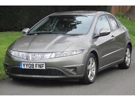 Honda Civic 1.8i-VTEC SE Hatchback 5dr FULL LEATHER SEATS