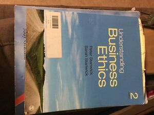 Business Ethics text - Peter and Sarah Stanwick -bus 306 UofR