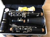 Odyssey clarinet ocl120