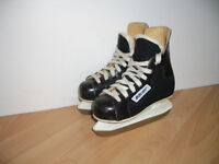 """ Bauer All Star ""patins - like NEW -  toddler skates size 8 JR"