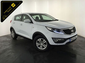 2013 KIA SPORTAGE 1 ESTATE 1 OWNER FROM NEW SERVICE HISTORY FINANCE PX