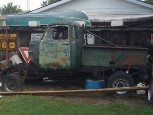 Mud truck project 1954 cab