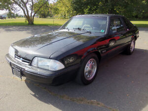 1989 FORD MUSTANG LX COUPE !! 5.0LT V8 !!