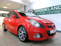 Vauxhall Corsa 1.6I 16V TURBO VXR 192PS [2X SERVICES, LOW MILES and LEATHER REC