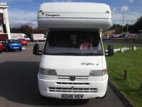 Peugeot Boxer 320 MWB Compass Drifter 310 4 Berth Motorhome - Only 68000 Miles