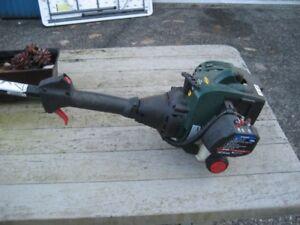 yard works grass trimmer