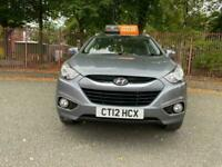 2012 Hyundai Ix35 2.0 CRDi Premium 5dr ESTATE Diesel Manual