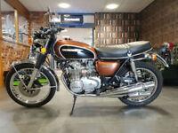 1976 Honda CB500 Four CB 500 K Four 26,147 Miles Classic Motorcycle
