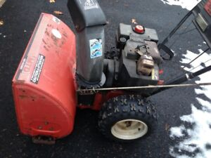 snow blower 10 hp  mtd