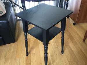 Antique wooden table,