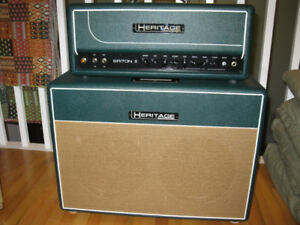 Heritage Briton II Amp for Gibson ES 137 or Acoustic